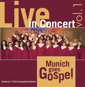 CD live Vol1